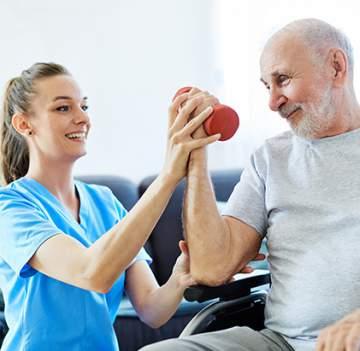 Aide aux personnes âgées / handicapées