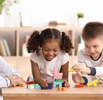 Garde d'enfants + Soutien scolaire